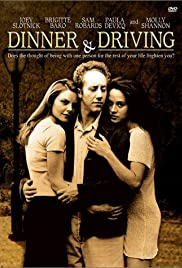 Dinner and Driving Poster