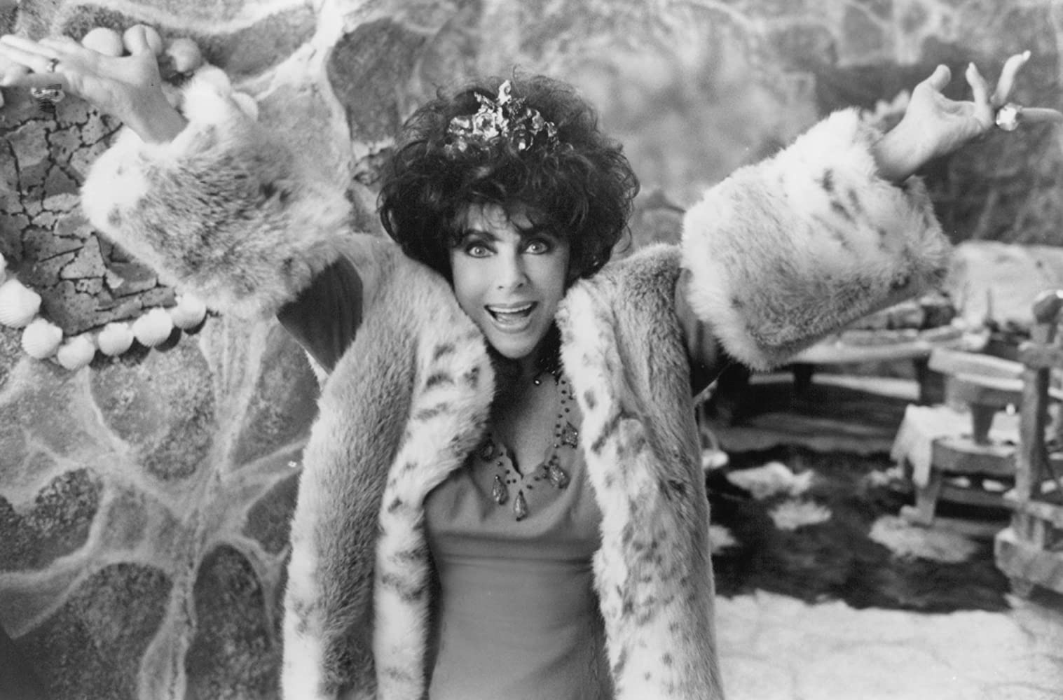 Elizabeth Taylor in The Flintstones (1994)