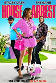 Stacey Dash and Game in House Arrest (2012)