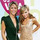 Hilary Duff and Shakira at an event for 2005 MTV Video Music Awards (2005)
