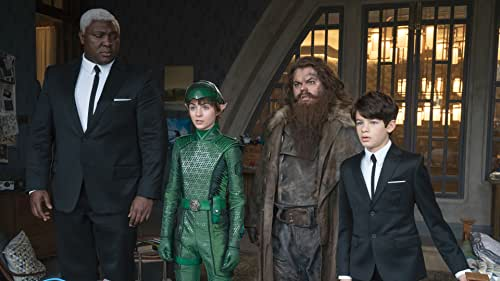 'Artemis Fowl' Director and Castmates Pick a Sidekick to Save the World With