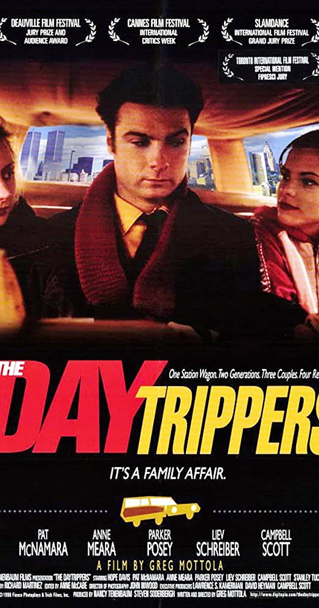 The Daytrippers (1997)