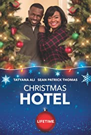 Christmas Hotel Poster