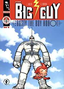 God gratis film nettsteder se Big Guy and Rusty the Boy Robot: Really Big Guy [720x576] [hdrip]