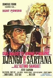 One Damned Day at Dawn... Django Meets Sartana! Poster