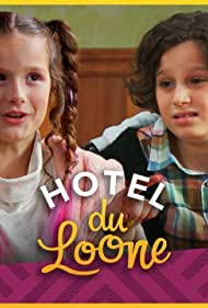 Toby Grey and Hayley LeBlanc in Hotel Du Loone (2018)