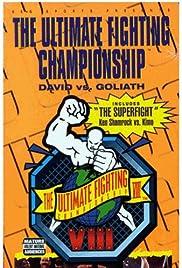 UFC 8: David vs. Goliath Poster