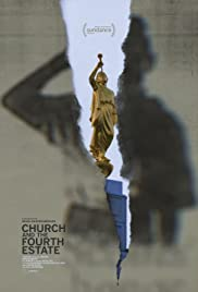 Church and the Fourth Estate Poster