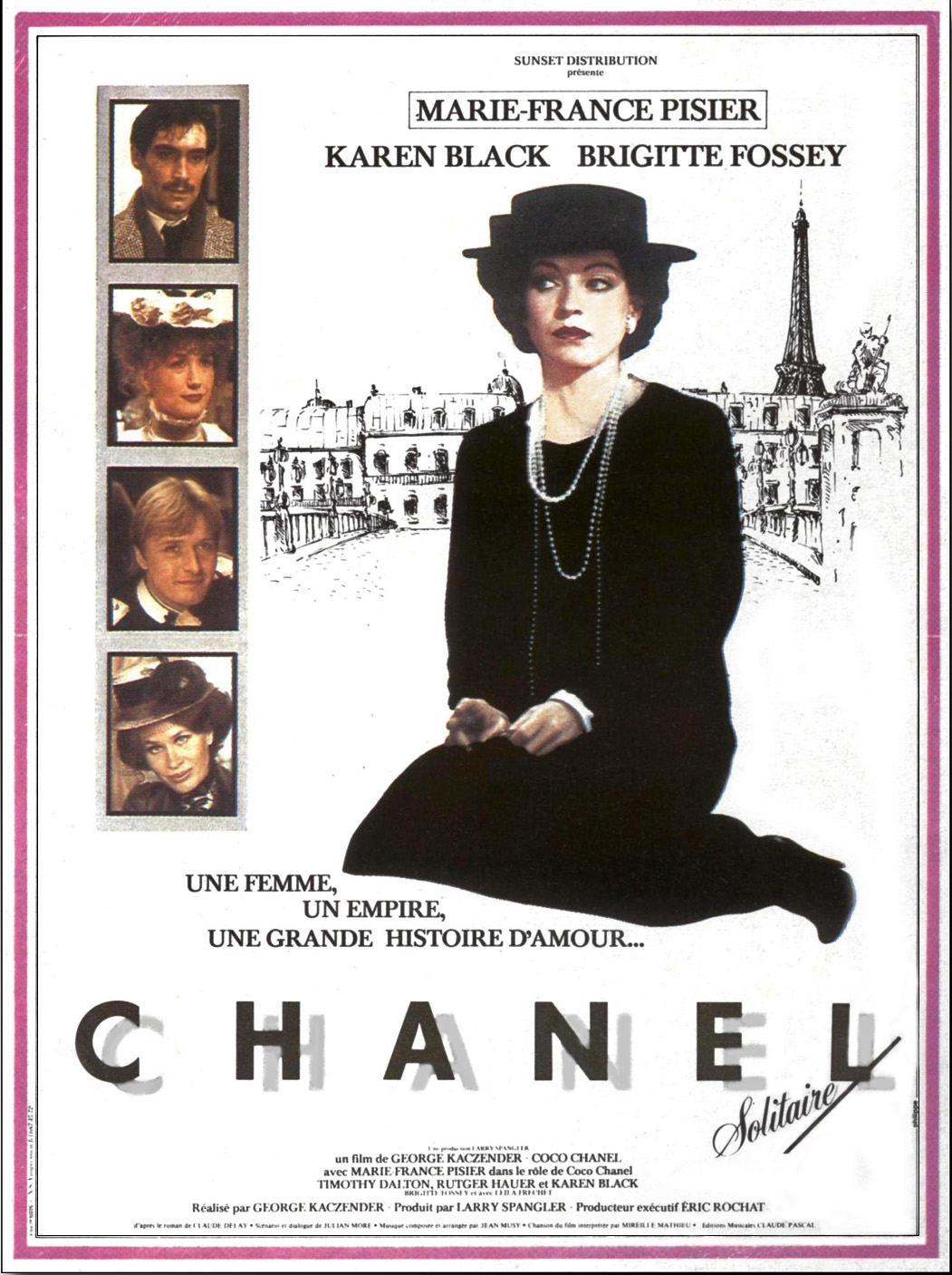 Chanel Solitaire (1982)