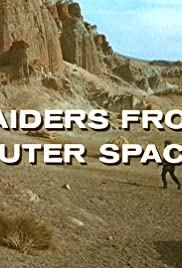 Raiders from Outer Space Poster