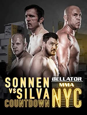 Sonnen vs. Silva Countdown to Bellator NYC