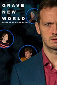Sadia Azmat, Stuart Laws, James Acaster, and Heidi Regan in Grave New World (2021)