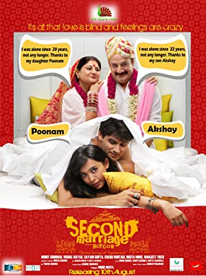 Second Marriage Dot Com movie, song and  lyrics