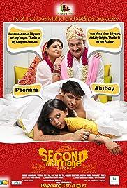 Second Marriage Dot Com Poster