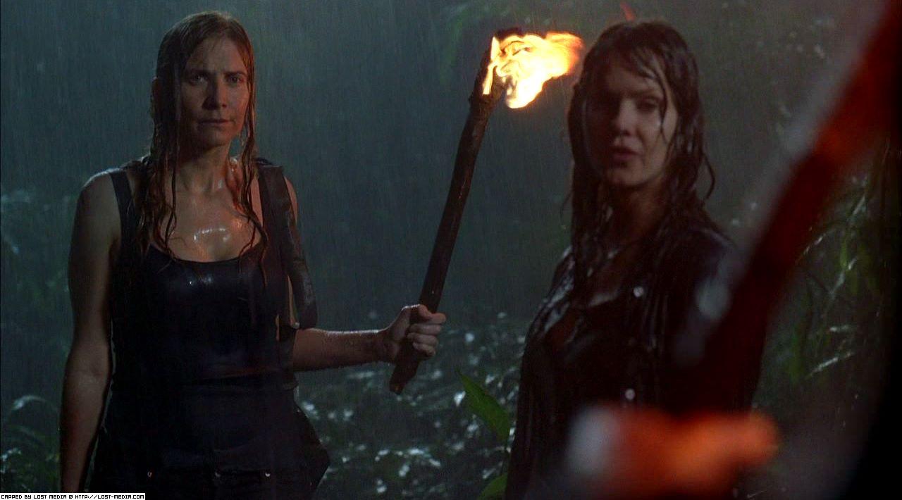 Elizabeth Mitchell in Lost (2004)
