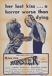 Kiss Me Monster Poster