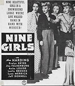 Direct download japanese movie Nine Girls by Joseph Losey [BluRay]