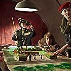 Lasse Guldberg Kamper, Frida Luna Roswall Mattson, Mathilde Høgh Kølben, and Lucas Almstrup in Min søsters børn vælter Nordjylland (2010)