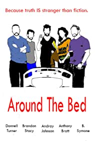 Andray Johnson, Donnell Turner, Brandon Stacy, B. Symone, and Anthony Bratts in Around the Bed (2018)