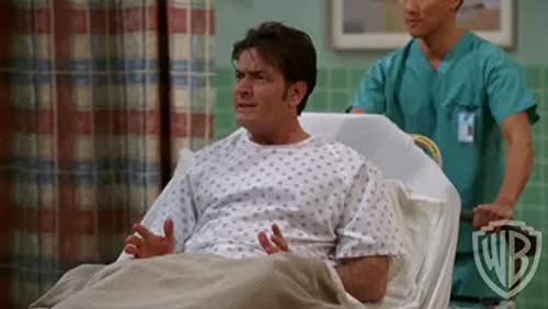 Two And A Half Men: Colonoscopy