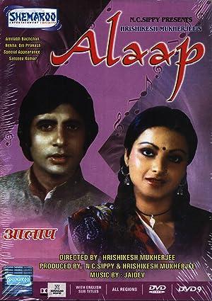 Biren Tripathy (dialogue director) Alaap Movie