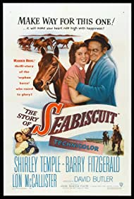 The Story of Seabiscuit (1949) Poster - Movie Forum, Cast, Reviews