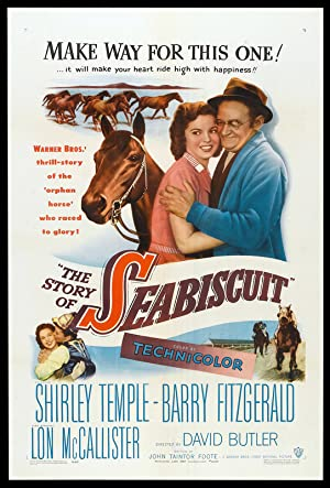 Where to stream The Story of Seabiscuit