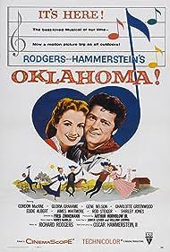 Shirley Jones and Gordon MacRae in Oklahoma! (1955)
