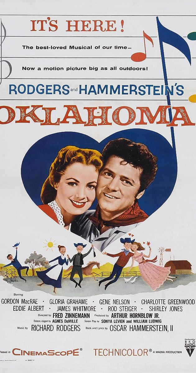 Oklahoma 1955 Full Cast Crew Imdb