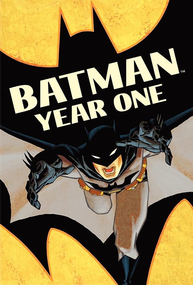 Batman Year One (2011) 1080p BluRay 950MB