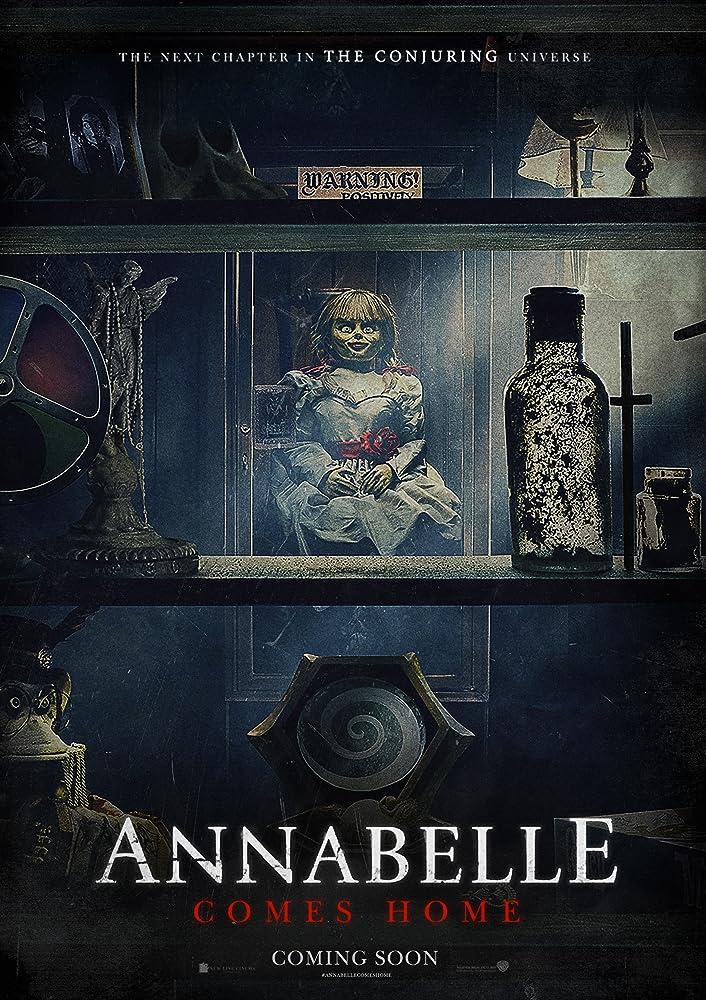 Annabelle Comes Home 2019 ORG Audio 720p 1080p BluRay HIN-ENG-TAM-TEL 5.1