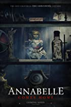 Annabelle Comes Home (2019) Poster