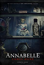 Watch Full HD Movie Annabelle Comes Home (2019)