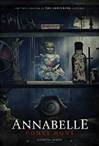 Primary photo for Annabelle Comes Home