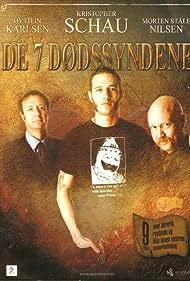 Kristopher Schau, Morten Ståle Nilsen, and Øystein Karlsen in De 7 Dødsyndene (2007)