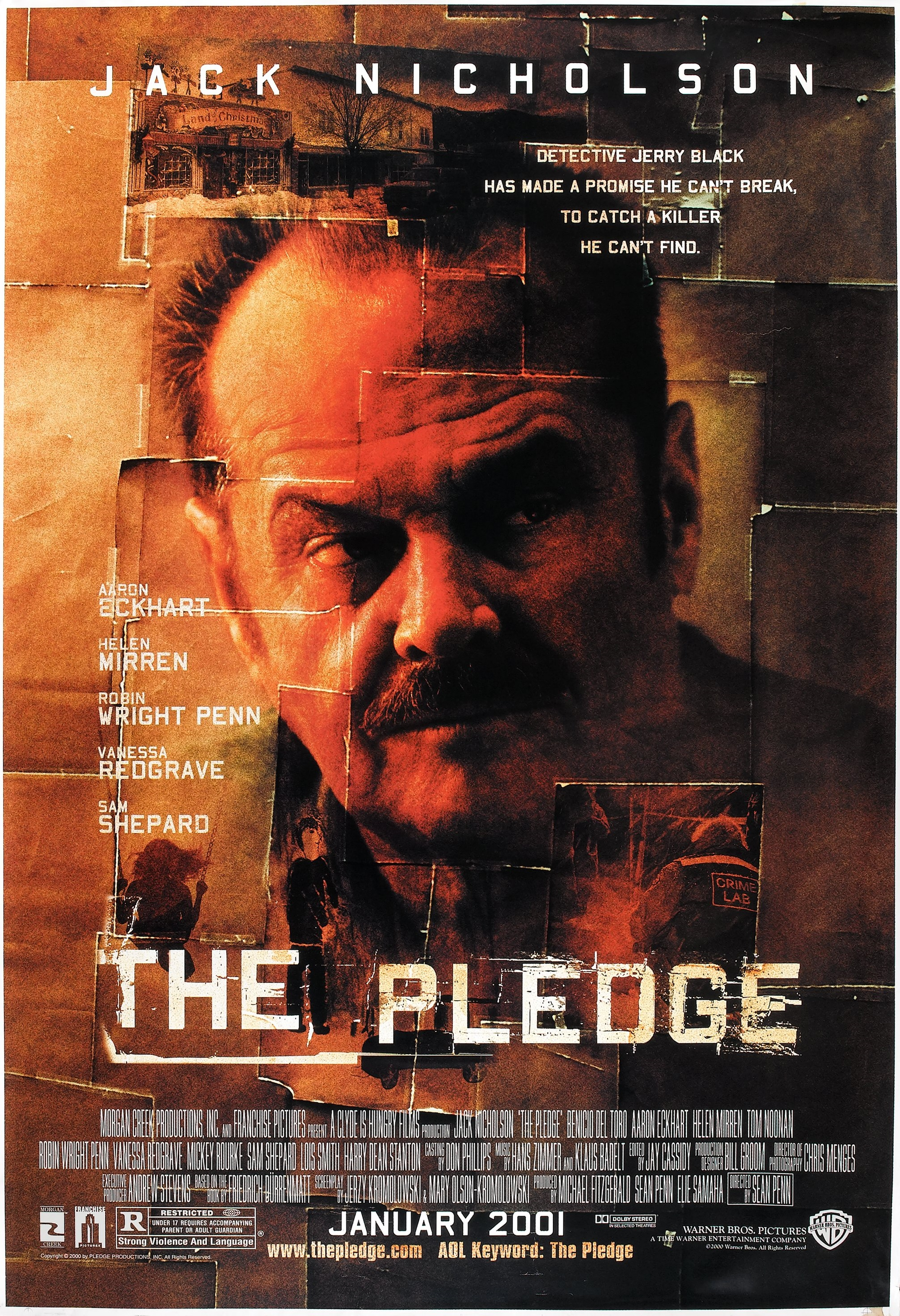 PAŽADAS (2001) / THE PLEDGE