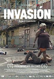 Invasión Poster