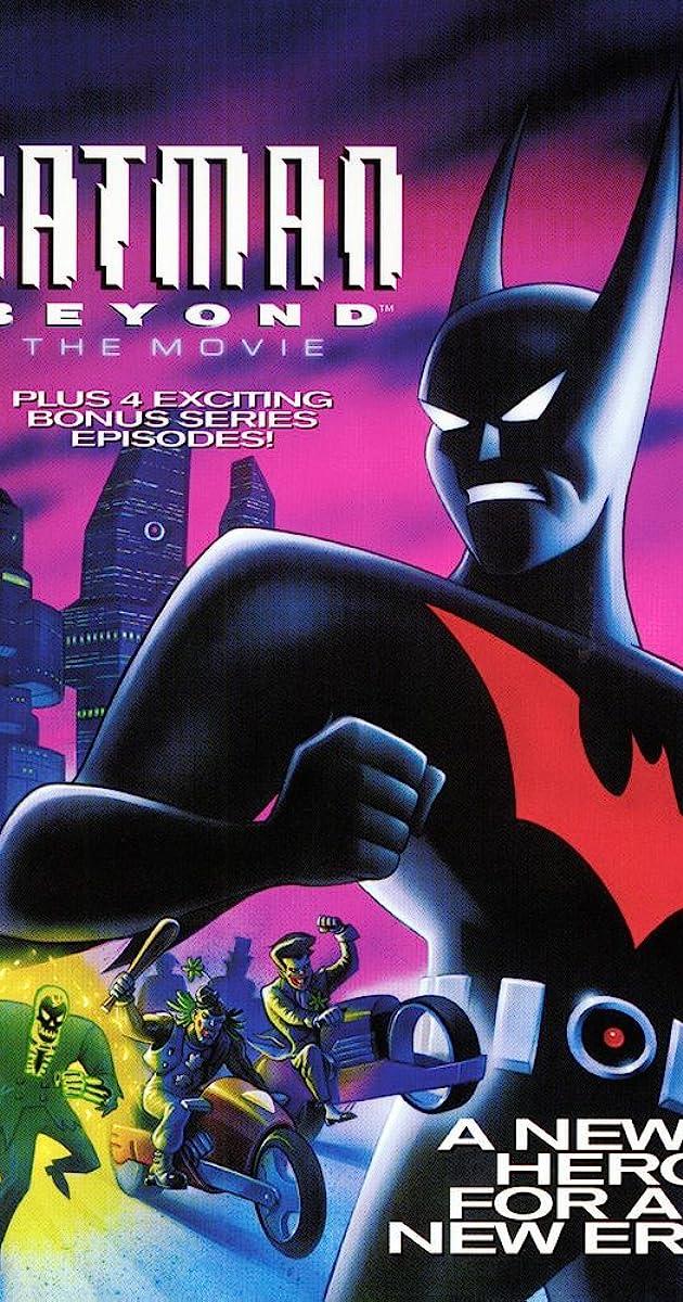 Batman Beyond The Movie Tv Movie 1999 Imdb
