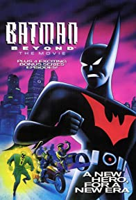 Primary photo for Batman Beyond: The Movie