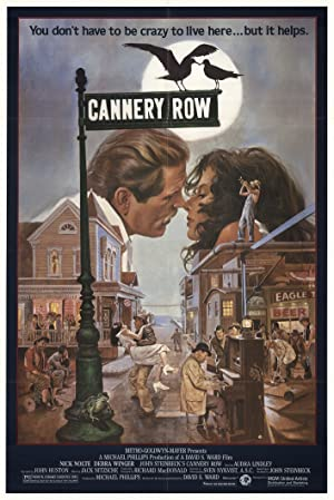 Cannery Row Poster Image
