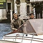 Maurizio Merli and Francisco Rabal in Poliziotto solitudine e rabbia (1980)