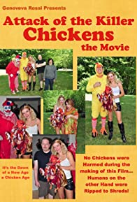 Primary photo for Attack of the Killer Chickens the Movie