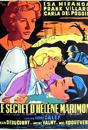The Secret of Helene Marimon Poster