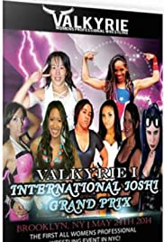 Valkyrie I: International Joshi Grand Prix Poster
