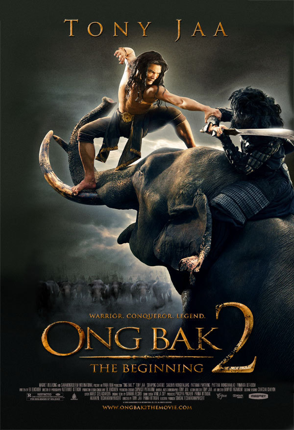 Ong Bak 2 (2008) Hindi Dubbed