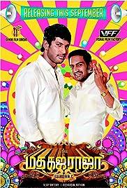 Madha Gaja Raja Poster