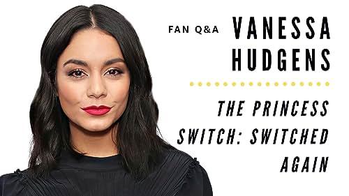 Vanessa Hudgens Answers Fan Questions