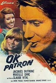 OK Patron Poster