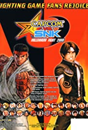 Capcom vs SNK: Millennium Fight 2000 Poster