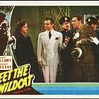 Ralph Bellamy, Fred Cordova, Joe Dominguez, Margaret Lindsay, and Joseph Schildkraut in Meet the Wildcat (1940)
